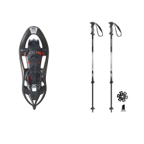 Buy Pack raquettes 325 Expedition Grip