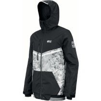 Achat Panel Print Jkt M Drone forest