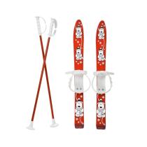 Acquisto Panoplie Ski 70 cm Blanc