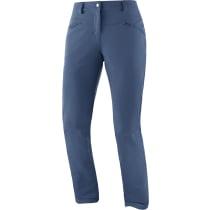 Kauf Pants Wayfarer Straight Warm Pant W Dark Denim