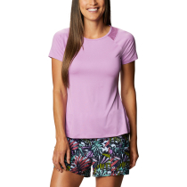 Achat Peak To Point II SS Tee W Blossom Pink Heather
