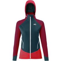 Achat Pierra Menta 2 Jacket W Orion Blue/Tibetan Red