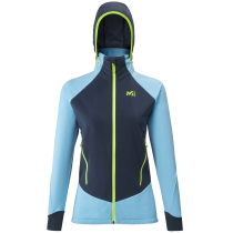 Achat Pierra Ment II Jacket W Light Blue/Orion Blue