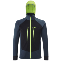 Kauf Pierra Ment' Jacket M Orion Blue/Noir