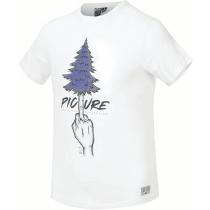 Achat Pine Tee M White