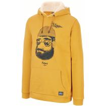 Buy Pinecliff Plush Hoodie M Saffron