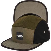 Acquisto Pionner 5P Cap Black Army Green
