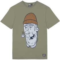 Achat Pipe Tee Dusty Olive