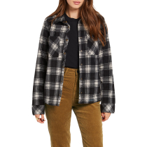 Buy Plaid Dreams Jkt Sand