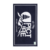 Buy Ploof Towel Dark Blue