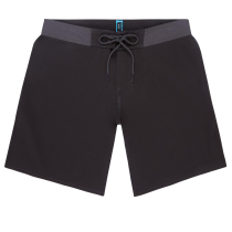 Buy Pm Solid Freak Boardshorts Black Out