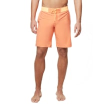 Buy Pm Solid Freak Boardshorts Burning Orange