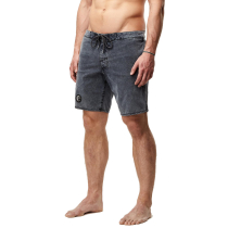 Buy Pm The Denim Boardshorts Light Blue Melange