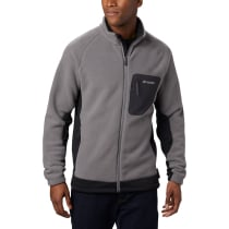 Kauf Polar Powder Full Zip M City Grey Black