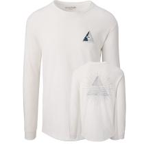 Kauf Pollard L/S T Shirt Off White