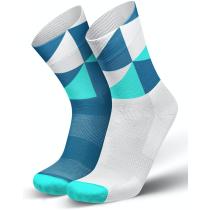 Acquisto Polygons Socks Blue