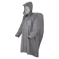Acquisto Poncho Trekker Ripstop grigio chiaro