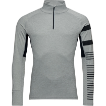 Kauf Poursuite 1/2 Zip Heather Grey