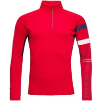 Achat Poursuite 1/2 Zip Sports Red