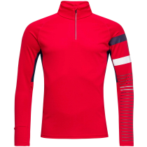 Buy Poursuite 1/2 Zip Sports Red