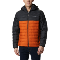 Kauf Powder Lite Hooded Jacket M Harvester Shark