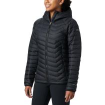 Achat Powder Lite Hooded Jacket Black