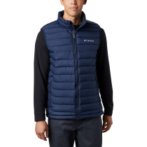 Buy Powder Lite Vest Collegiate Navy