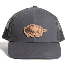 Acquisto Prairie Trucker Hat Boulder Grey