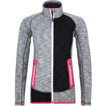 Buy Protact Fleece Jacket W Grey Blend