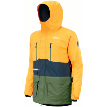 Achat Pure Jkt M Yellow Dark Blue