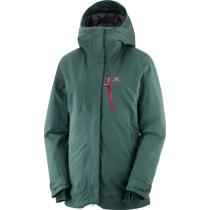 Achat Qst Snow Jacket W Green Gables