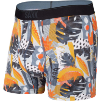 Buy Quest Boxer Brief Fly M Blue Cut Work Tropical