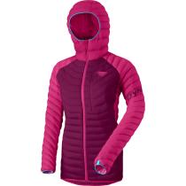 Buy Radical Down RDS W Hooded Jacket Flamingo