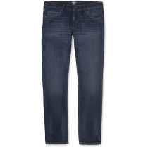 Buy Rebel Pant Blue Dark Worn Wash