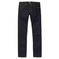 Buy Rebel Pant Blue One Wash