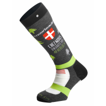 Acquisto Rebloch Ski Socks Merinos Green