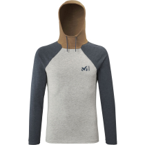Compra Red Wall Hoodie M Heather Grey/Orion Blue