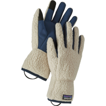Buy Retro Pile Gloves Pelican