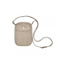 Compra RFID Blocker Neck Wallet Tan