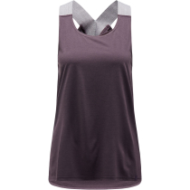 Achat Ridge Tank Women Acai Berry