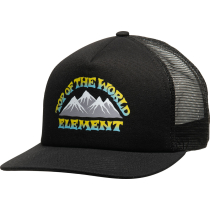 Kauf Rift Trucker Cap Flint Black