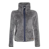 Buy Riri 20 Full Zip Top W Dark Grey Melee