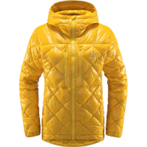 Kauf Roc Mimic Hood Women Pumpkin Yellow