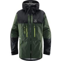 Buy Roc Nordic GTX Pro Jacket Men Fjell Green/True Black