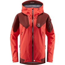 Achat Roc Spire Jacket Women Hibiscus Red/Maroon Red