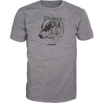 Achat Rock'n Roll Bär T-shirt Dark Grey Melange
