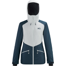 Achat Roldal Jacket W Orion Blue/Moon White