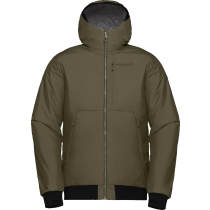 Achat Roldal Insulated Hood Jacket M Olive Night