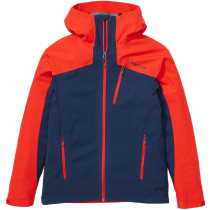 Acquisto Rom 2.0 Hoody Arctic Navy/Victory Red