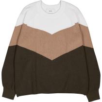 Buy Ronya Knit Green-Beige